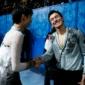 【ソチの友情】  パトリック選手と羽生選手の固い握手の瞬間 ...