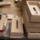 『樽材の箱・2』の画像