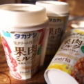 果肉とミルク maria  タカナシ乳業