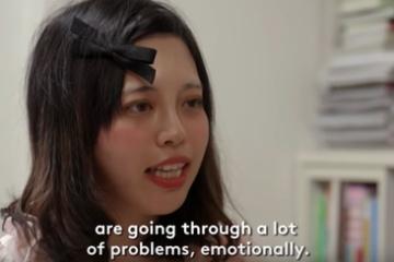 """海外「日本人らしく純粋で素敵」原宿の""""病み可愛い""""の裏に隠されたストーリーに外国人から感動の声"""