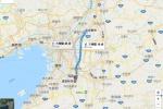 容疑者逃走中!富田林から交野は40キロくらい〜交野市役所ホームページでも注意喚起されてる〜