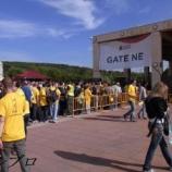 『スペイン バルセロナ旅行記16 ユーロリーグ2011、ファイナル4現地生観戦記!いよいよティップオフ』の画像