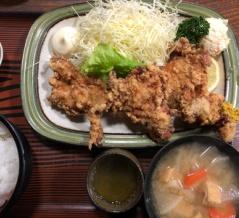 18-19 シーズンを振り返ってみる → 食べられるトコロ、ゲレ食 (菅平編)