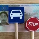 国際免許から日本の免許への切り替え