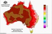 【オーストラリアが壊滅しました】全土の平均気温42℃。人類滅亡まであと363日。グレタはまだか