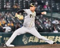 【阪神】岩貞が9回をピシャリ!危なげない姿に矢野監督も「いい球多かった」