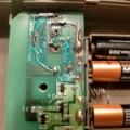 ポストランプCT86Mの修理
