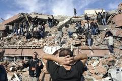 【速報】トルコ地震(M7.2)で1000人死亡