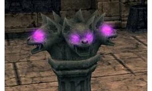 目が紫色に光るケルベロスの効果wwwwwwww