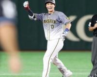 【阪神】木浪聖也「何とか食らいついていって」ダメ押し2点適時二塁打