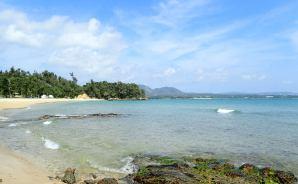 沖縄の隠れ家的なビーチ♪