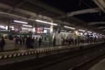 【京阪電車遅延情報】淀駅~中書島駅間の踏切道で人身事故発生の為、列車に遅延が発生してるみたい