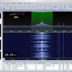 KG-ACARS HFDL VDL MCAに感謝 受信方法 受信記録のブログPlus RTL-SDR Ando Malachite/Malahit DSP