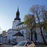 『バルト三国旅行記5 【エストニア編】タリン旧市街を散歩して夕食にハンバーガーを食べる』の画像