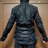 『【WORKMAN】2020秋冬3900円のライディングジャケットが優秀すぎた件【CORDURA(R)EURO】』の画像