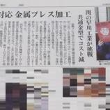 『\中日新聞掲載/セキビズ提案でスタートした早川工業の『だけプレ!300』、注目集めています』の画像