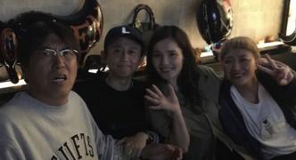 【画像】石橋貴明さんの誕生パーティーwwwwwww