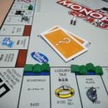 『ボードゲーム『MONOPOLY』をやって実感する不労所得の大切さ』の画像