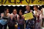 近畿大学交野プロジェクトさんのミルクセンベイが優しい~天の川星まつり七夕会場で明日8/4(日)も出店しています~