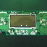 『スズキ セルボHG21SエアコンパネルのLED交換(打ち換え)手術』の画像