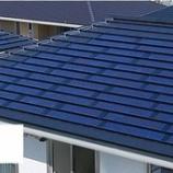 『太陽光発電、パネルの種類』の画像