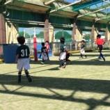 『【Jr2】川越水上公園ミニサッカーU8大会』の画像