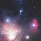 『さそり座のカラフルタウン(アンタレス付近の散光星雲)』の画像