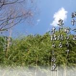 『フォト短歌「木枯らしの里」』の画像