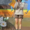 2014年 第46回相模女子大学相生祭 その74(ミスマーガレットコンテスト2014の4(桃澤尚子))