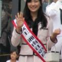 2011年 第38回藤沢市民まつり その7(海の女王(森彩花))
