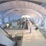 『アジアの旅 ~【バンコクの空へ スワンナプーム国際空港】』の画像