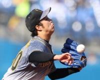 青柳を侍ジャパンへ 阪神・矢野監督が安定感抜群の右腕を猛プッシュ「世界で通用するために必要」