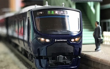 『TOMIX 相鉄12000系』の画像
