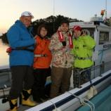 『4月29日 釣果 マコガレイ50UP!! カレイにサバ大爆釣!!』の画像