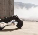 未来のバイクはヘルメット不要? BMWがコンセプト公開