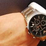 俺「もうちょっと良い腕時計付けてくれない?」後輩「なんでですか気に入ってるんすよこれ」