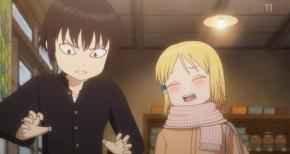【ハイスコアガール】第4話 感想 中学生になっても変わらない熱いゲーマー魂!