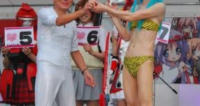 らき☆すた聖地で開催されたコスコン「わしのみやMISSコン」が悲惨過ぎるwwwww