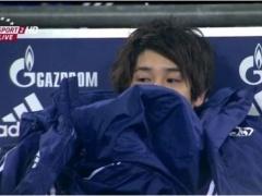 内田篤人、先発フル出場!チームは最下位相手に逆転負け・・・