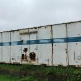 『放置貨車 レム5000形レム6262』の画像