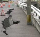 【原因不明】また福岡で20mも道路陥没 2018年に2ヶ月かけて補修した場所