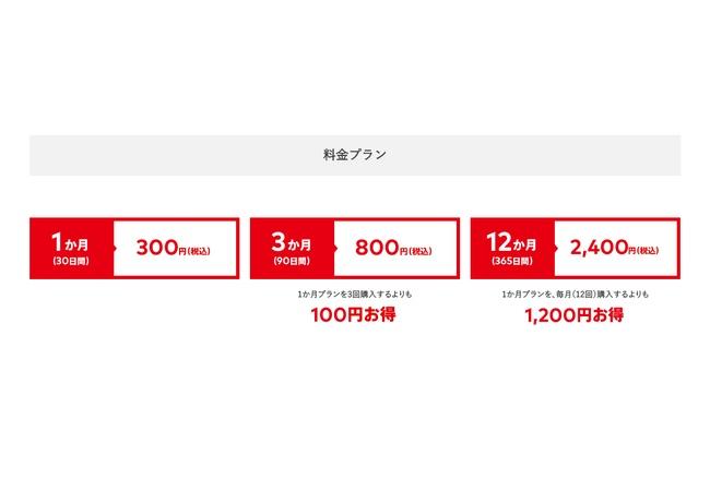Switch9月からオンライン有料化(月額300円)するけど