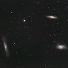 『投稿:新宿で撮影したBORG107FLによる銀河たち 2021/01/19』の画像
