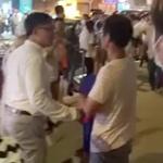 【動画】香港デモ、残虐非道の白服暴力団と親中派議員のやりとりが目撃され物議 [海外]