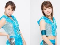 【Juice=Juice】高木紗友希と金澤朋子のふとももが眩しすぎる件