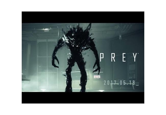 ベセスダ新作『PREY』が発売決定!SFアクションスリラー