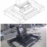 『インドM-10 洋風墓石』の画像