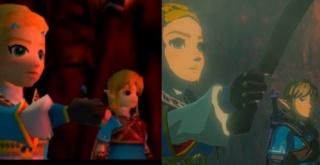 『ゼルダの伝説 BotW 続編』E3トレーラーをN64風に再現した映像が公開!