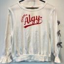 ALGY Tシャツ