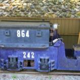 『明延鉱山の保存車(BL編)』の画像
